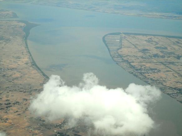 Delta Mekong River