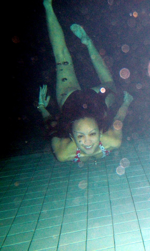 Lovely Swimming