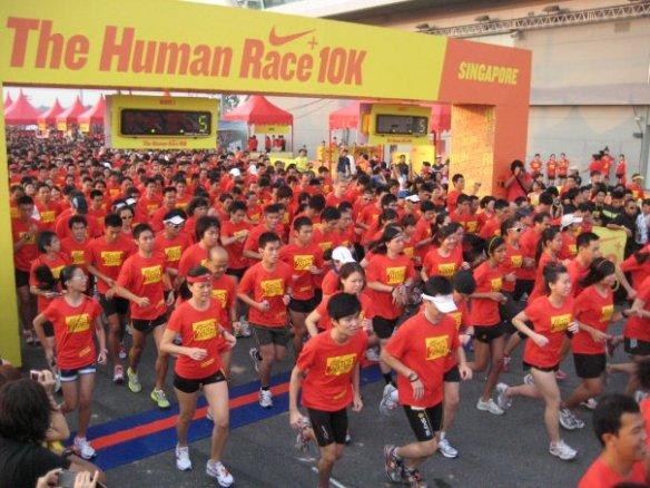human race 3