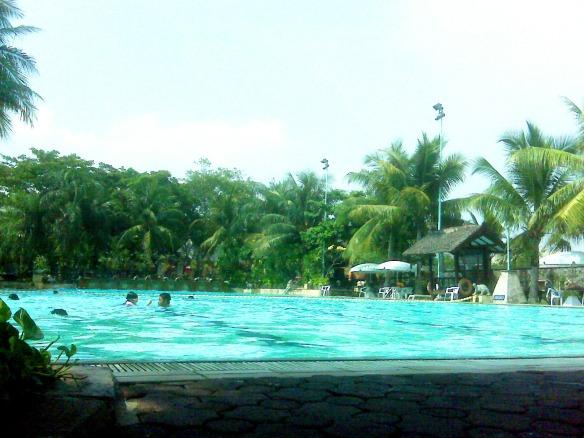 The Pool, cool huh?