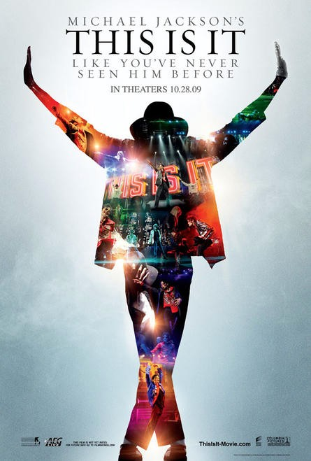 michael-jackson THIS IS IT poster