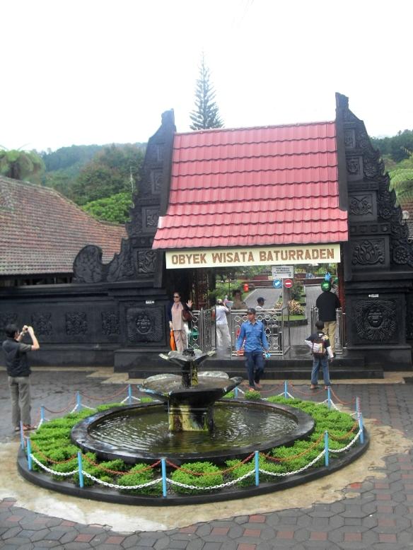 Baturraden Gate