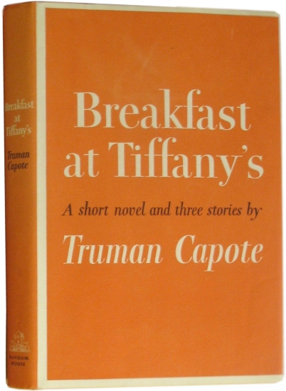 Truman Capote's Breakfast At Tiffany's - Writing Techniques