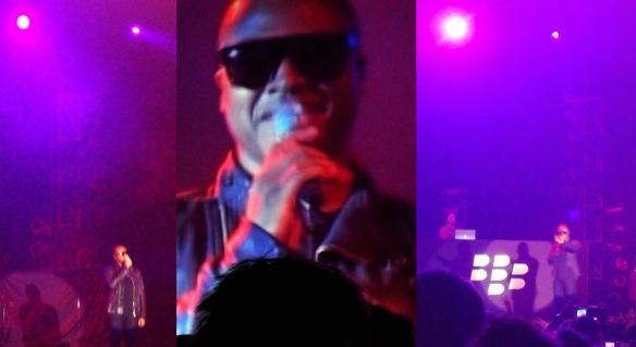 Blackberry Live & Rockin' Kemayoran - Taio Cruz