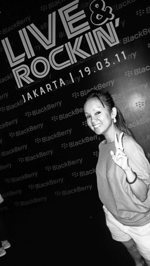 Blacberry Live & Rockin' Kemayoran 2011 Lolo
