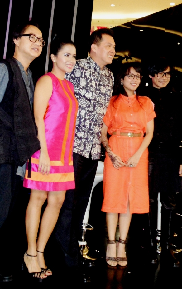 Fashion Nation 2011 with Pink Shimmer Inc - the Press Conference