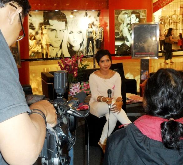 Fashion Nation 2011 Senayan City With Pink Shimmer Inc