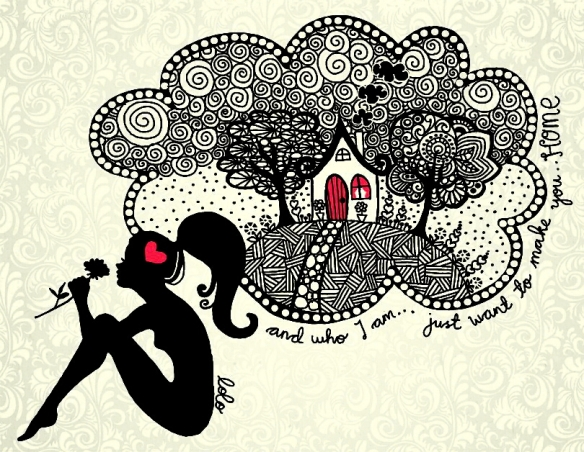 Lolo's Doodle: Home