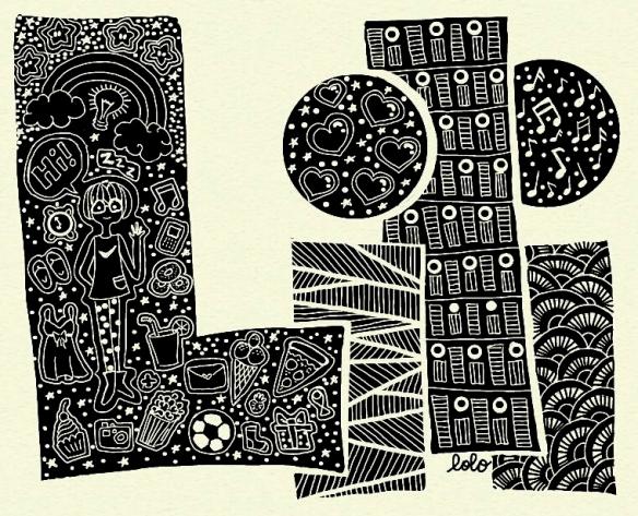 Lolo's Doodle: Lili
