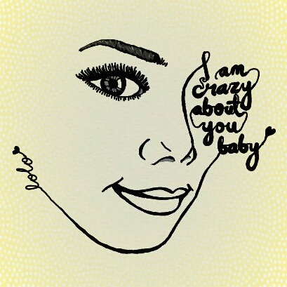 Lolo's Doodle : my face